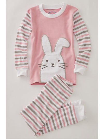 Kids Quirky Bunny PJ's  pin 1