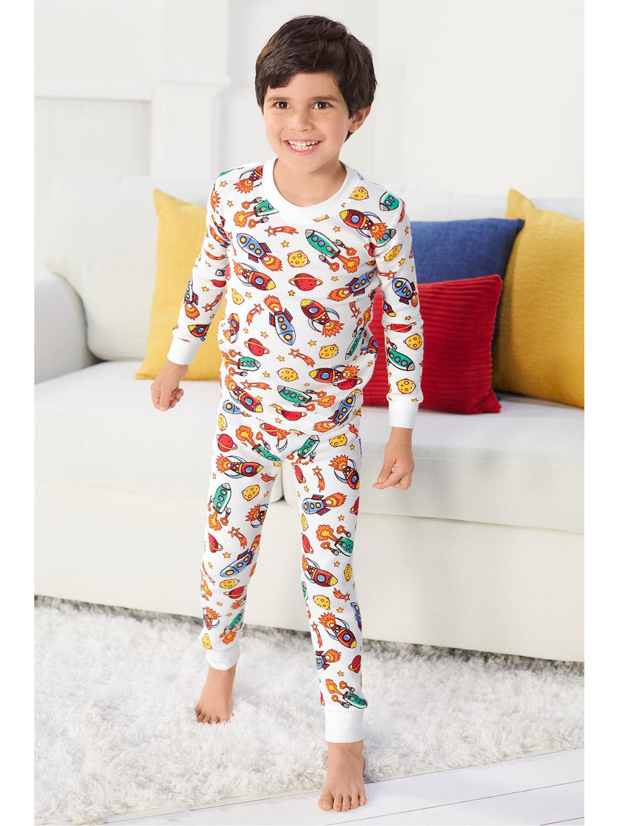 Kids Rocket Ride PJ's