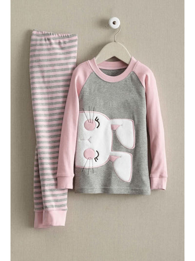 Kids Sleepy Bunny Pj's  pin 1