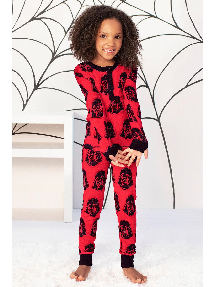 Kids Star Wars Darth Vader PJs