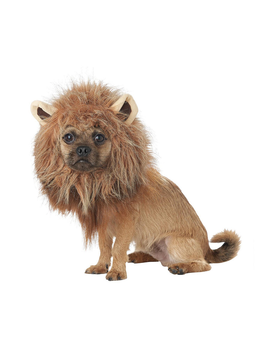 King of the Jungle Costume for Dogs