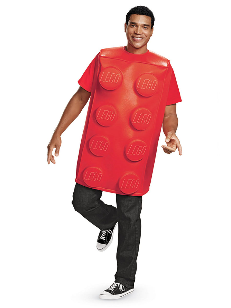 Lego Brick Costume for Adults