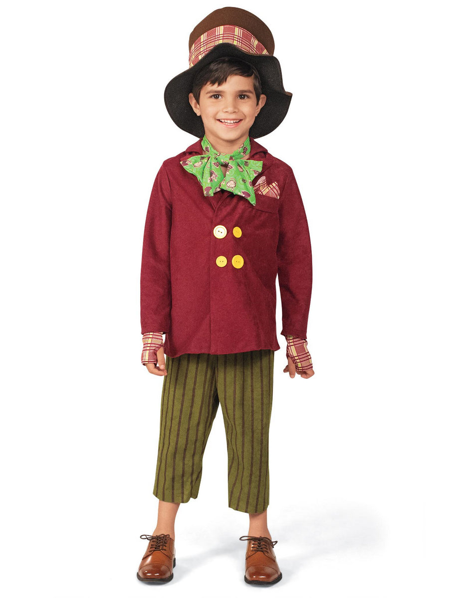 Lil Mad Hatter Costume for Kids