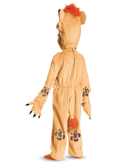 Lion King Kion Deluxe Costume for Kids  tan alt1