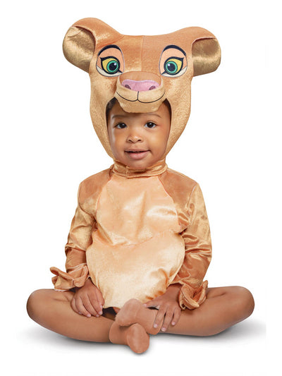 Lion King Nala Costume for Baby  che alt2