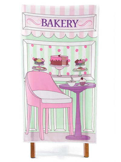 Little Bakery Shop Chair Cover  nc alt1