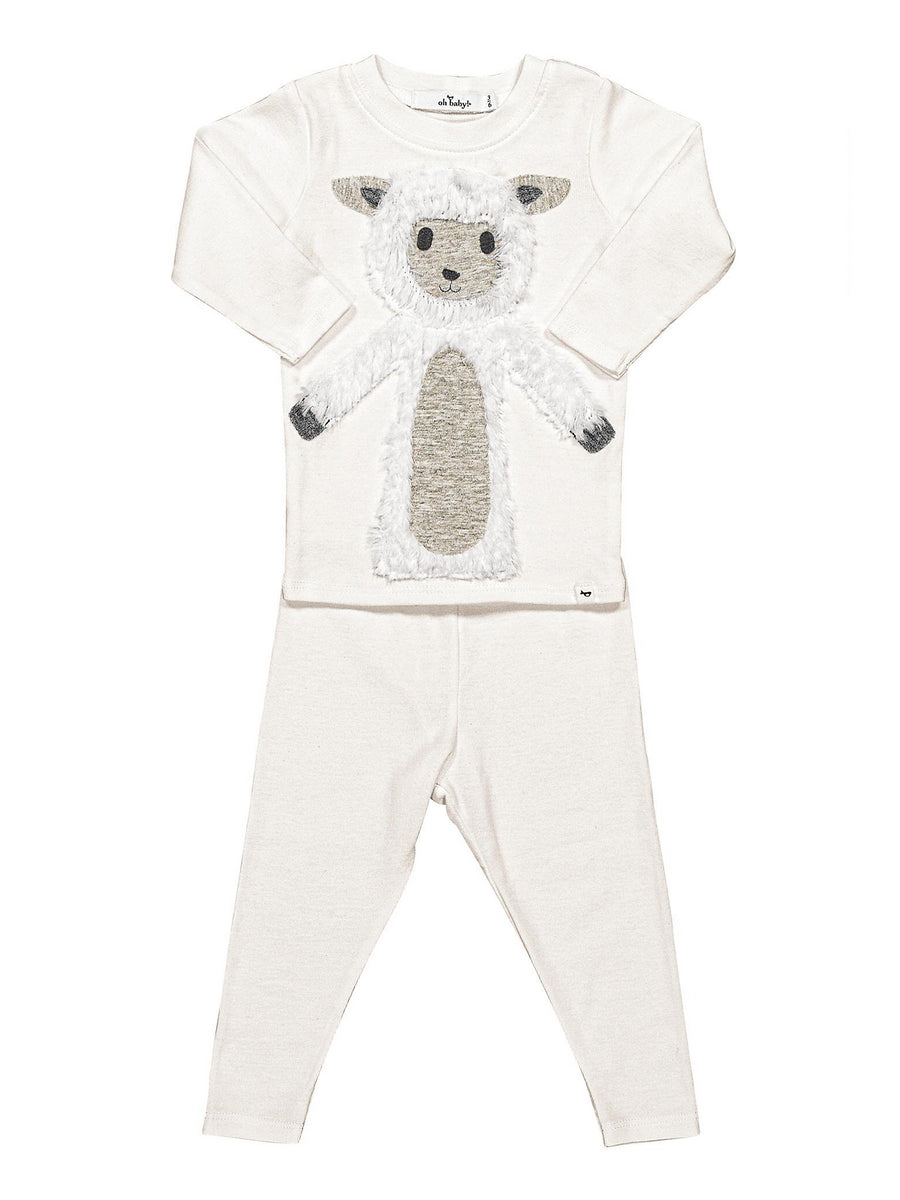Little Lamb 2-pc. Set for Baby