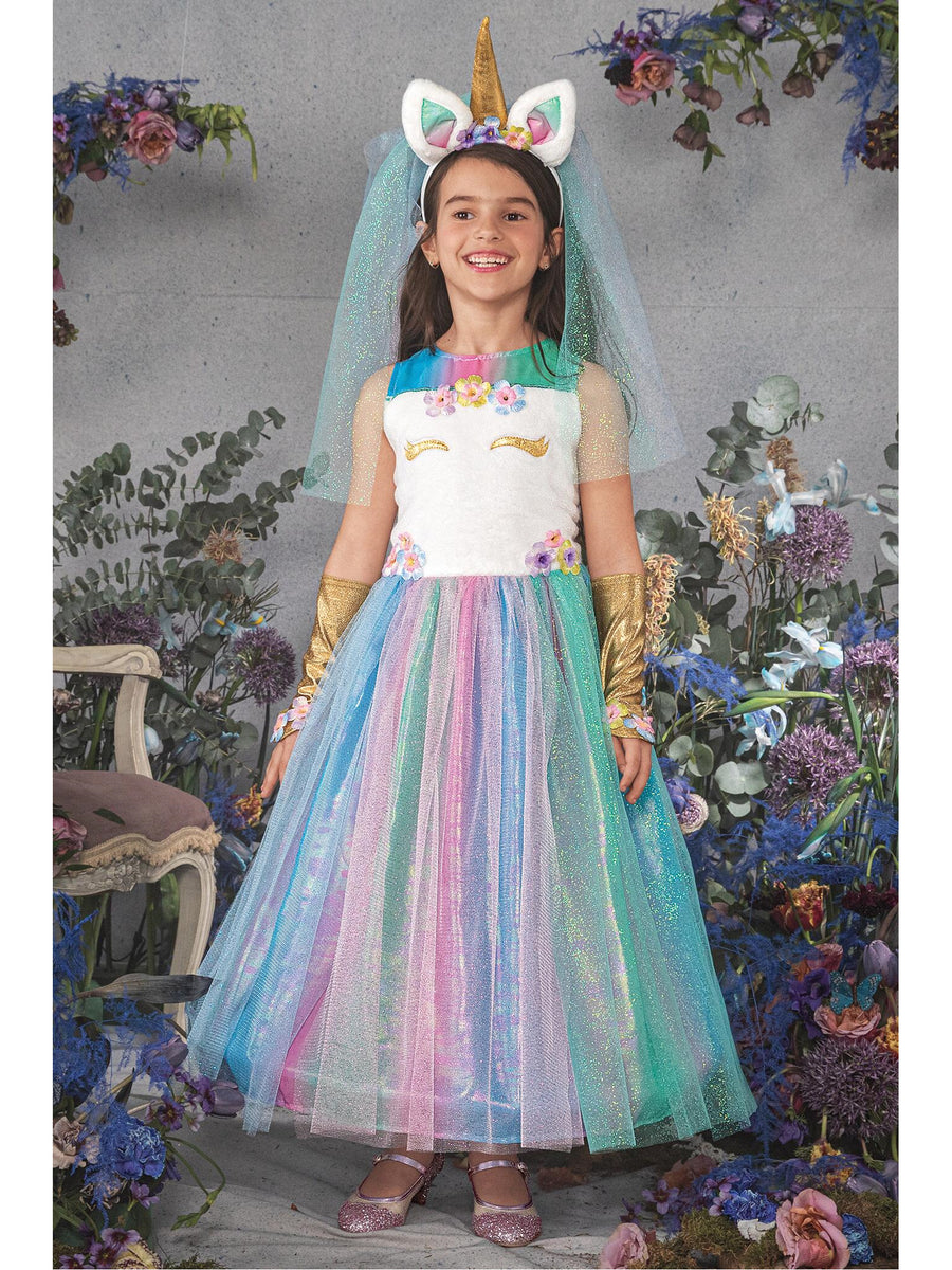 Lovely Lady Unicorn Costume for Girls