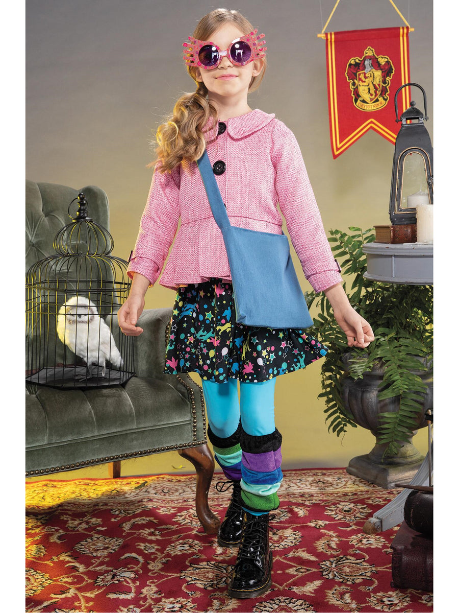 Luna Lovegood Costume for Girls
