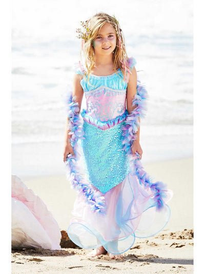 Magical Mermaid Costume for Girls