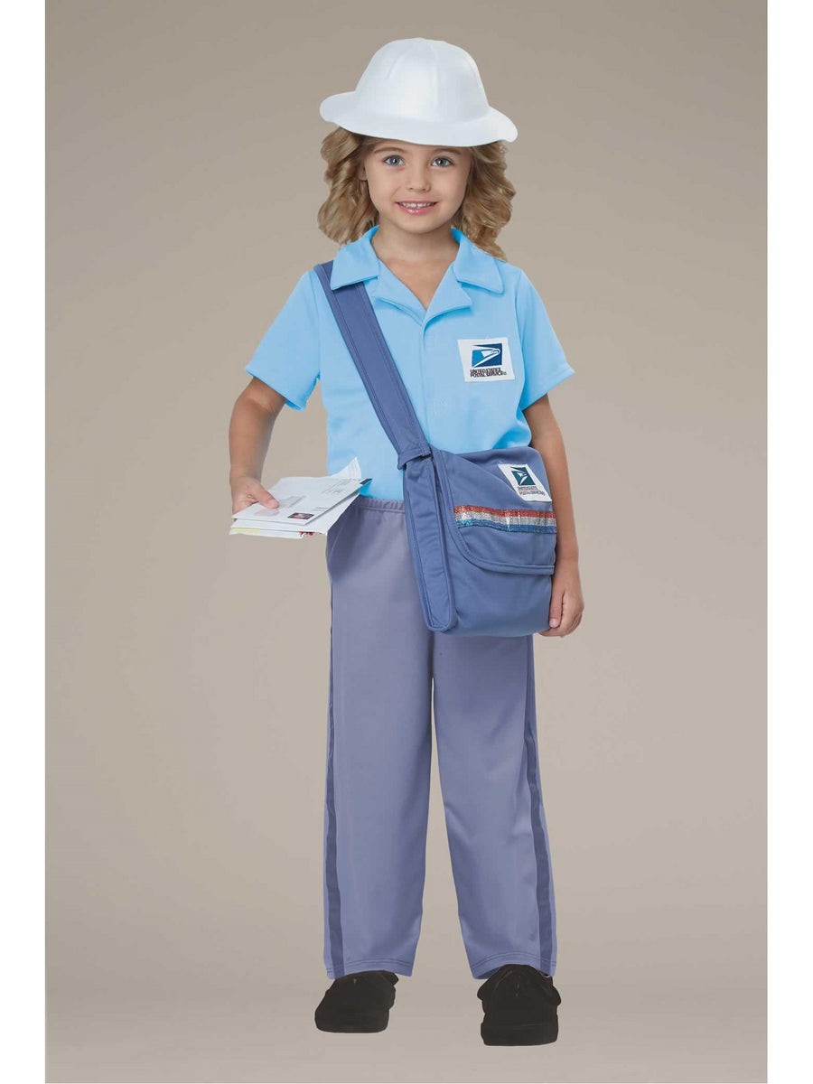 Mail Carrier Costume for Kids