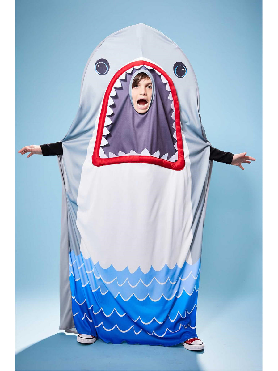Man-eating Shark Costume for Kids