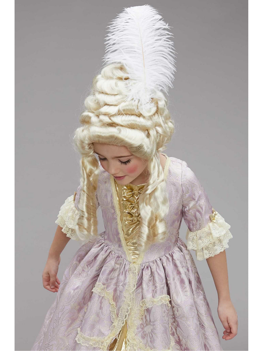 Marie Antoinette Costume for Girls