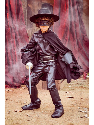 Masked Bandit Costume for Boys