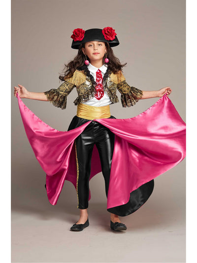 Matador Costume For Girls