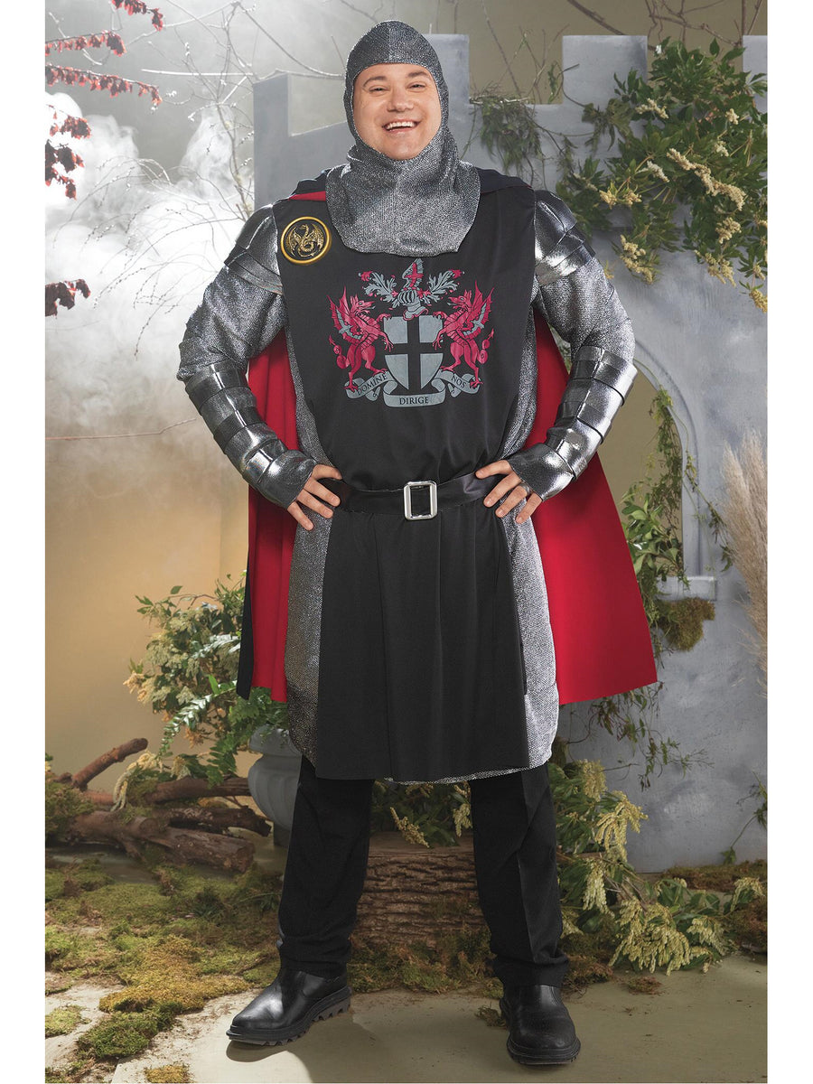 Medieval Knight Costume for Adults