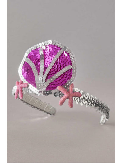 Mermaid Shell Tiara  pin 1