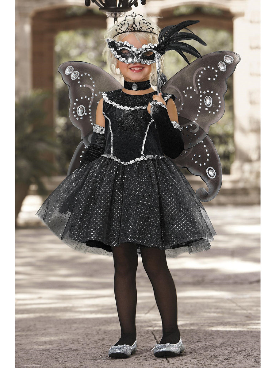 Midnight Fairy Costume for Girls