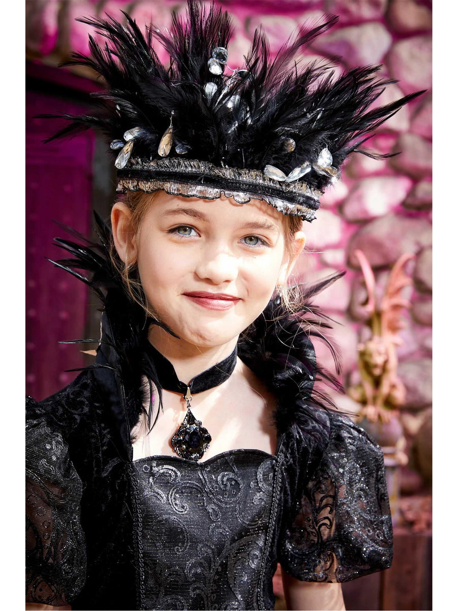 Midnight Princess Costume for Girls