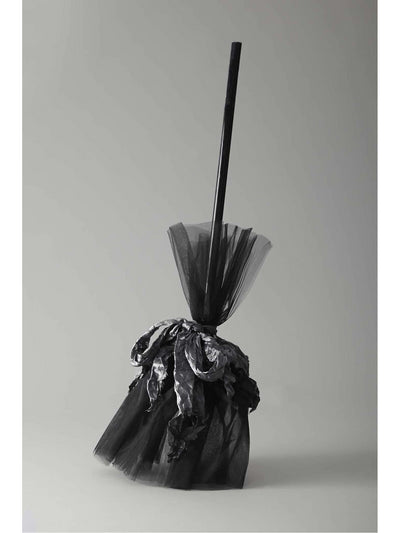 Midnight Witch Broom
