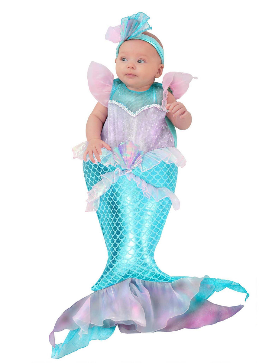 Mini Mermaid Costume for Baby