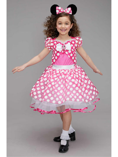 Minnie Tutu Costume for Girls