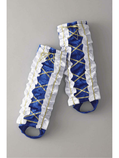 Miss Musketeer Leg Warmers For Girls
