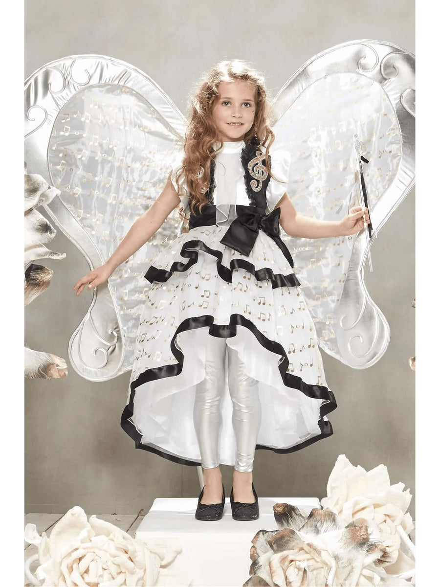 Music Fairy Costume For Girls