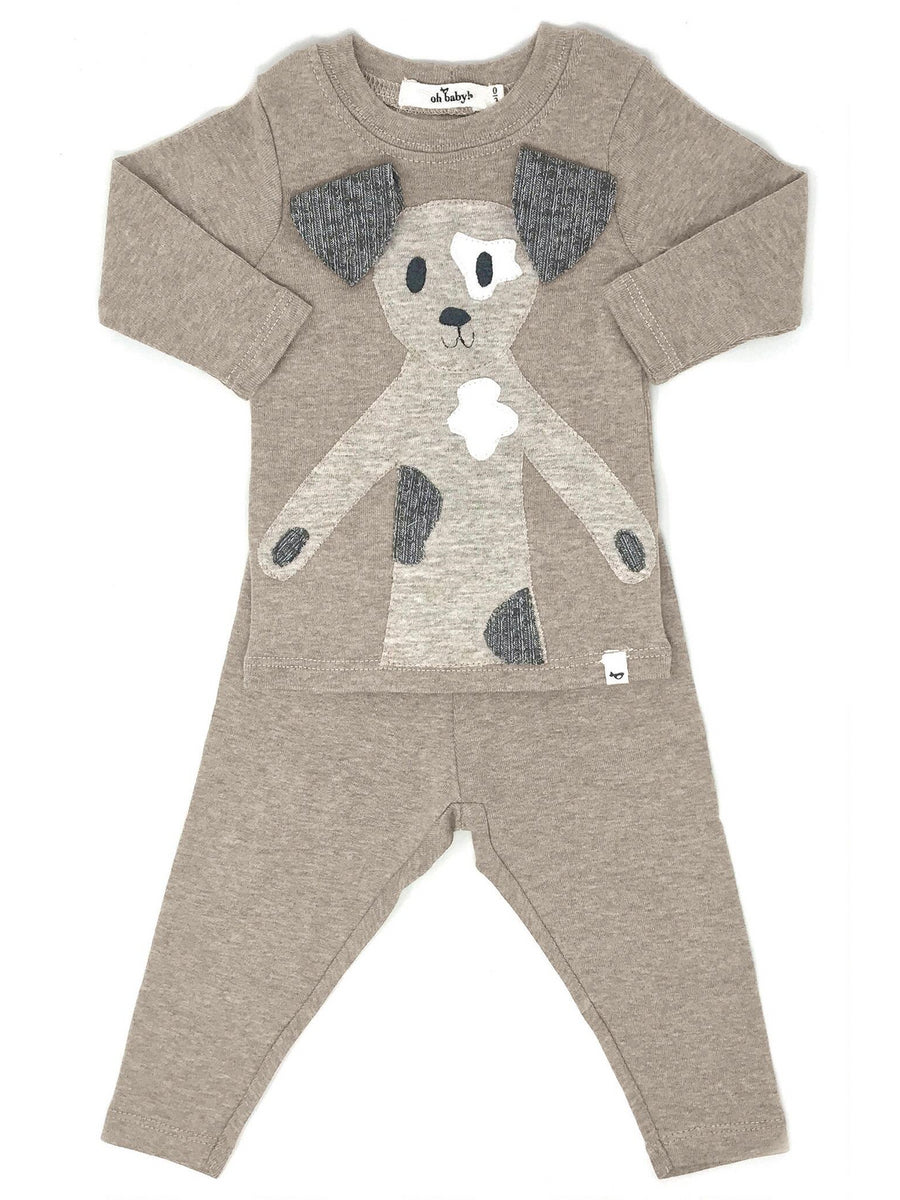 My Dog Spot 2-Pc Set for Baby