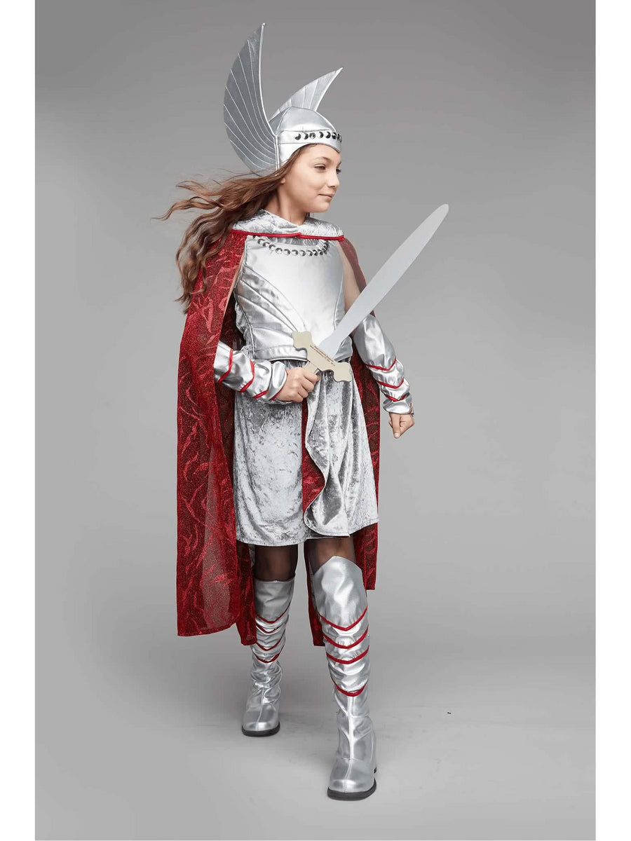 Mythical Warrior Costume For Girls