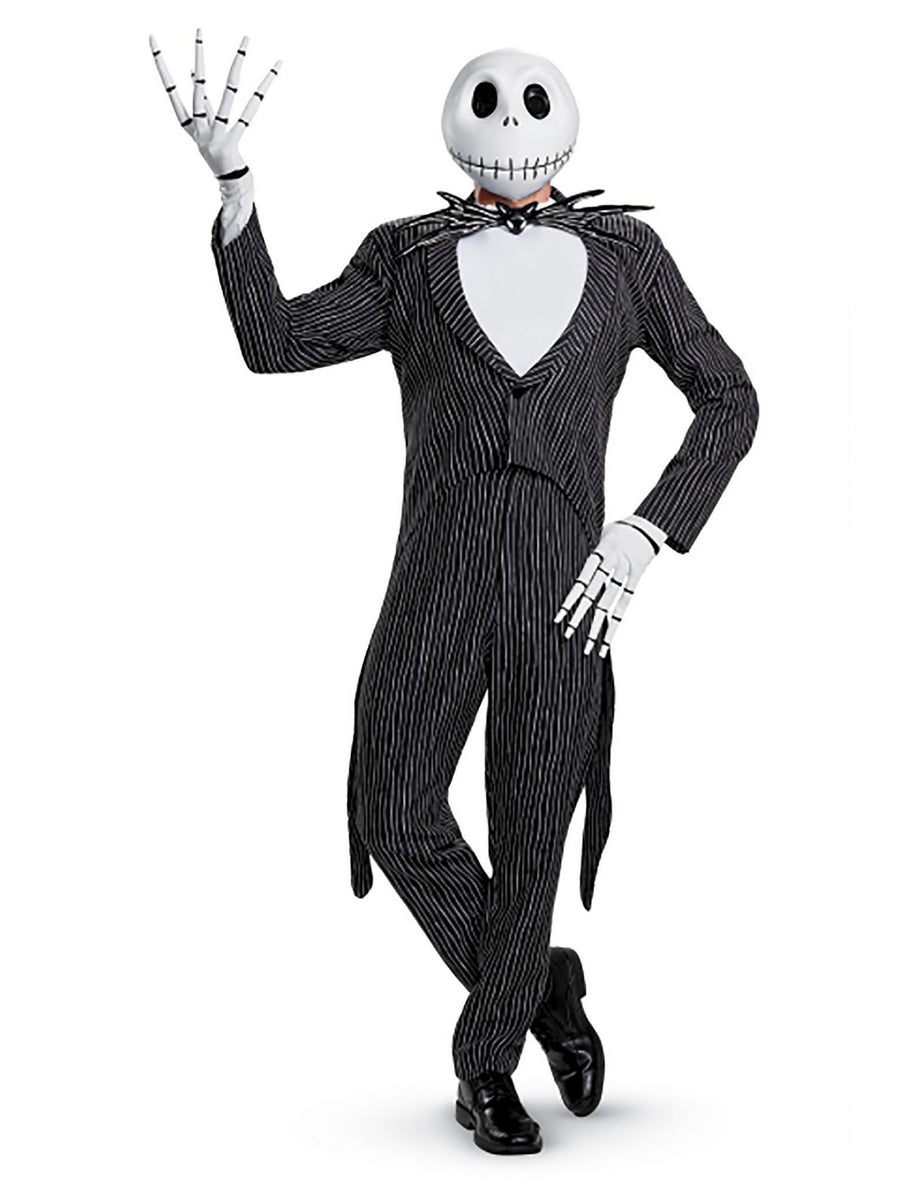 Nightmare Before Christmas – Jack Skellington Costume for Men