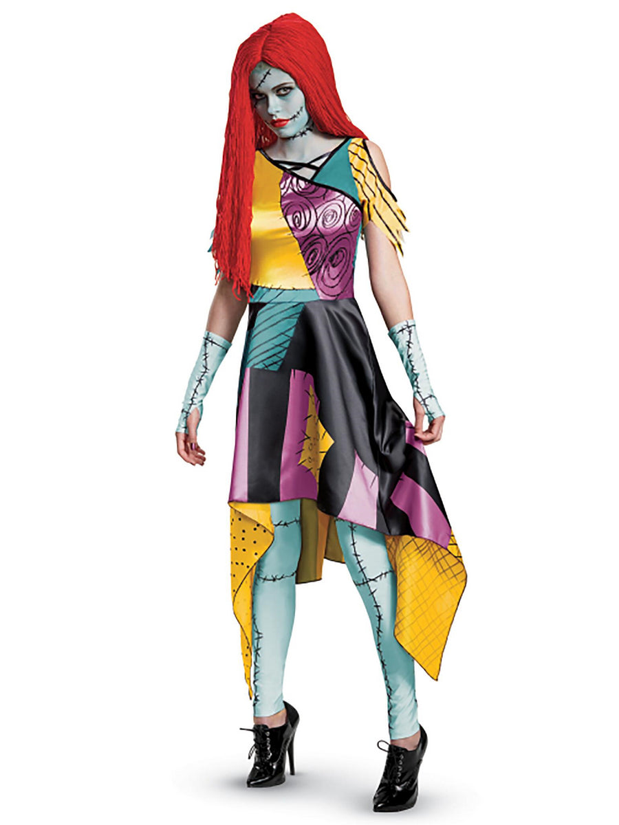 Nightmare Before Christmas – Sassy Sally Costume for Women