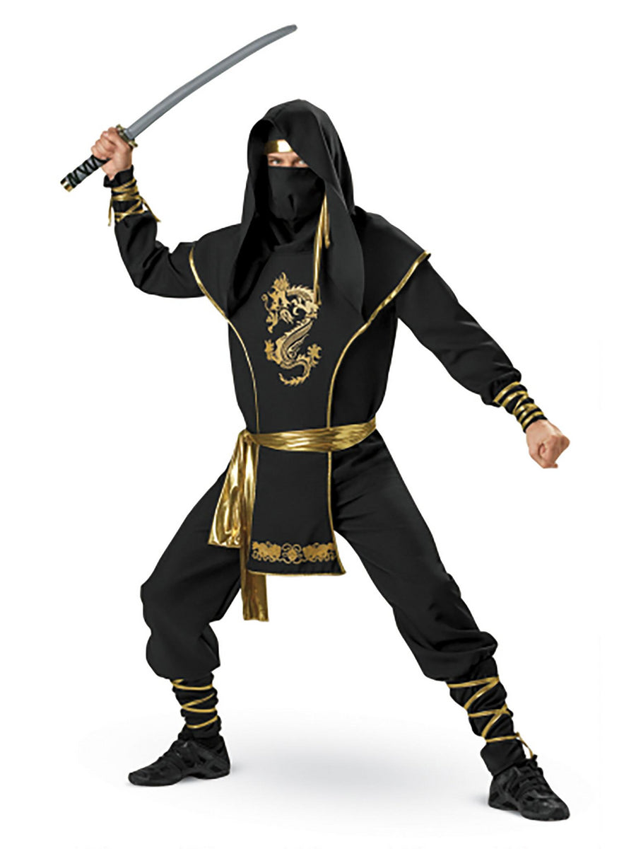 Ninja Warrior Costume for Men