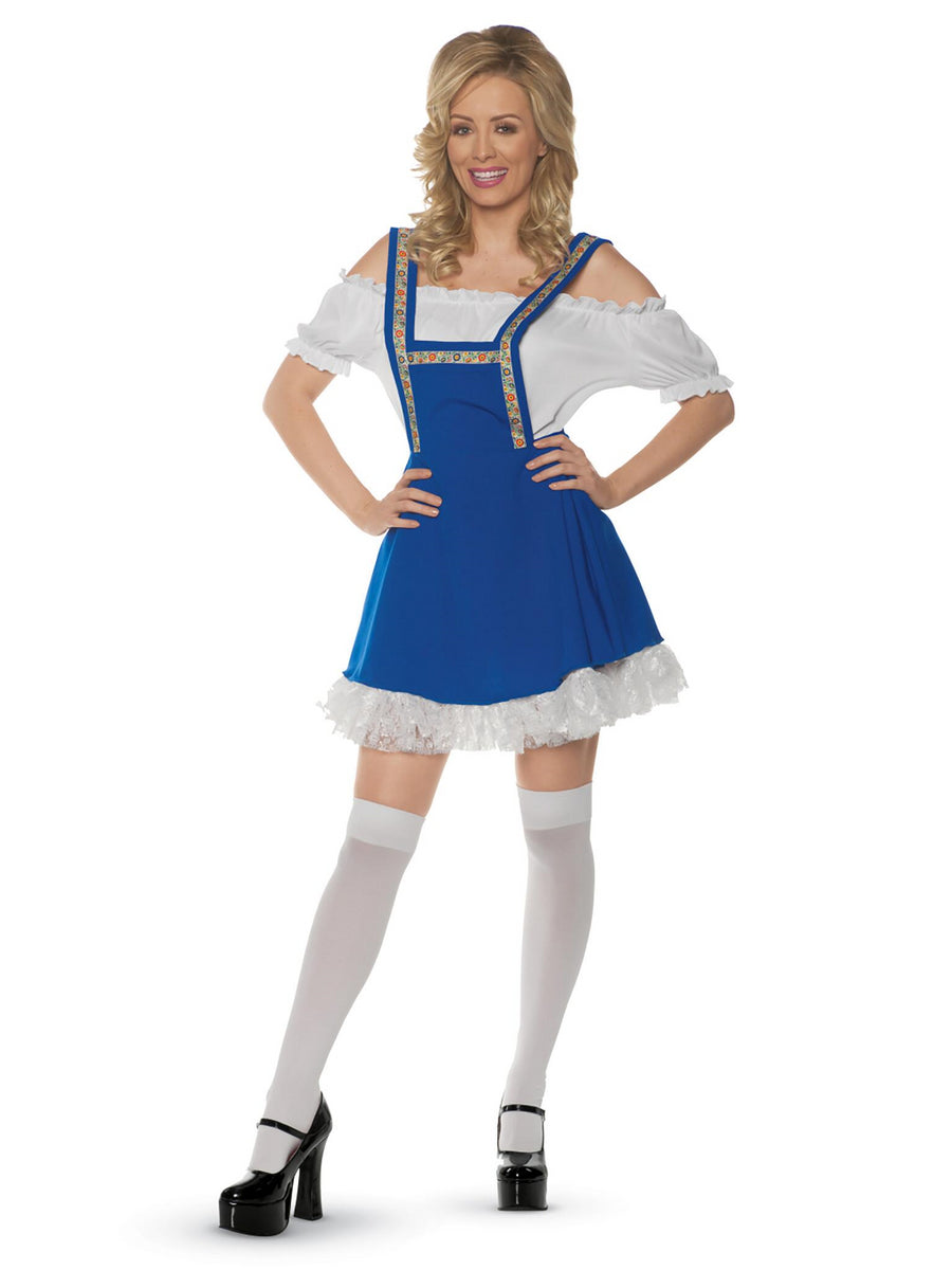 Oktoberfest Girl Costume for Women
