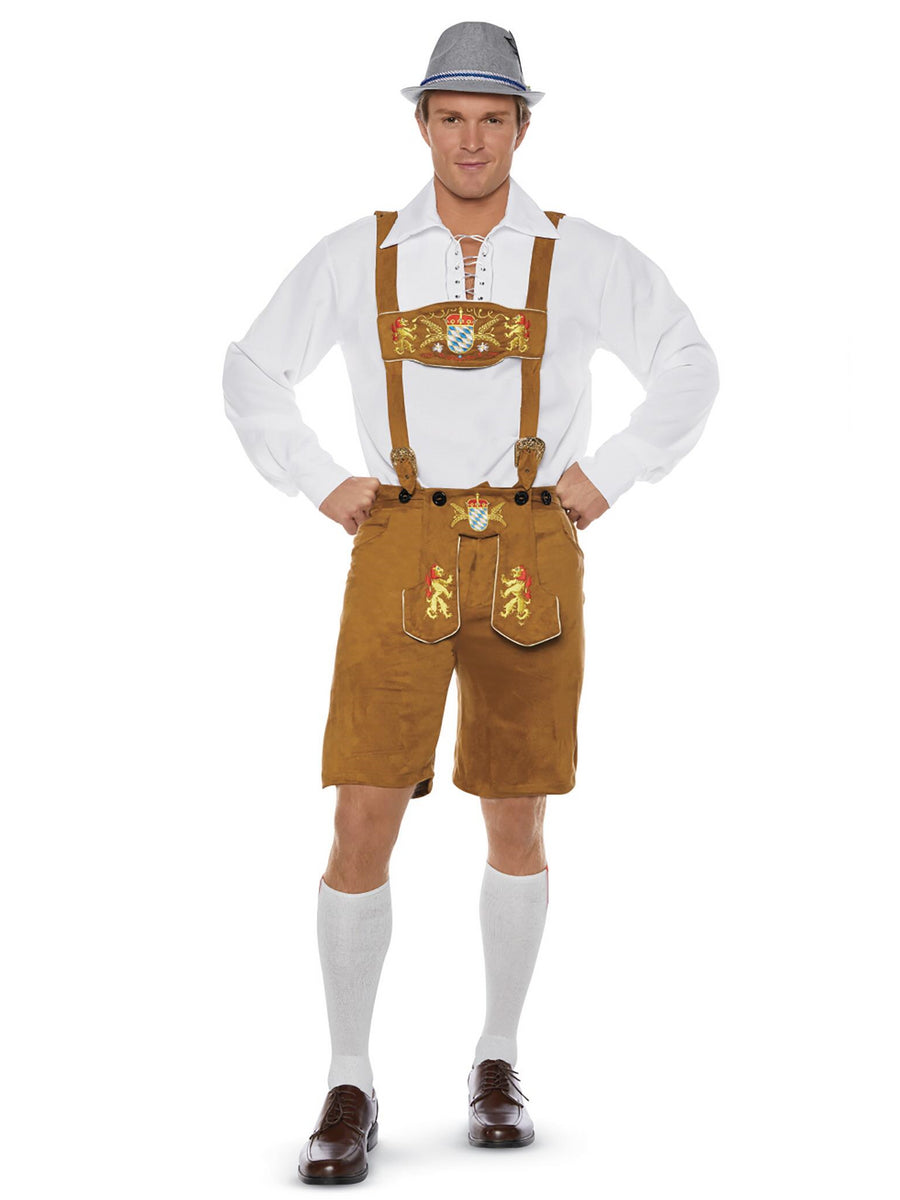 Oktoberfest Guy Costume for Men