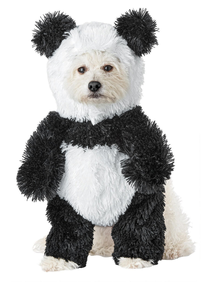 Panda Pooch Costume for Dogs