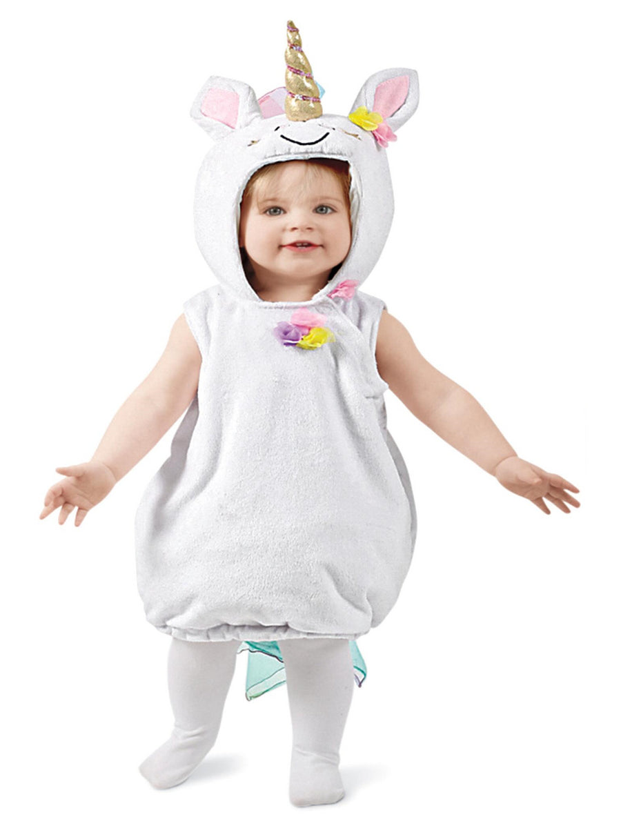 Pastel Unicorn Costume for Baby
