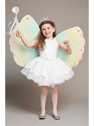 Pearl Fairy Costume For Girls
