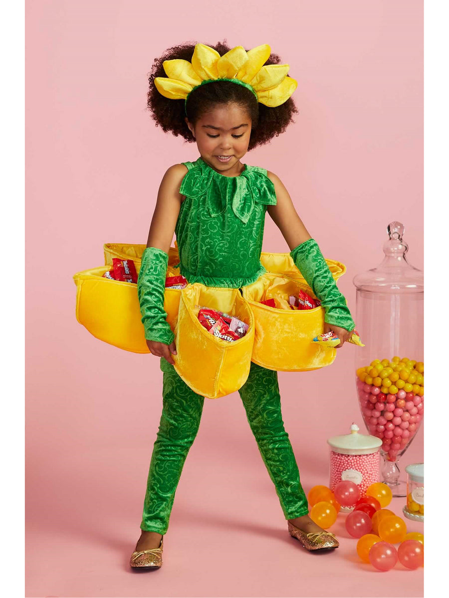 Petal Pocket™ Sunflower Costume for Girls