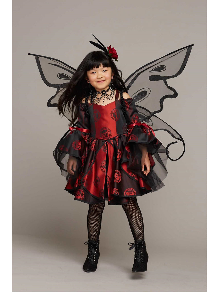 Poison Pixie Costume for Girls