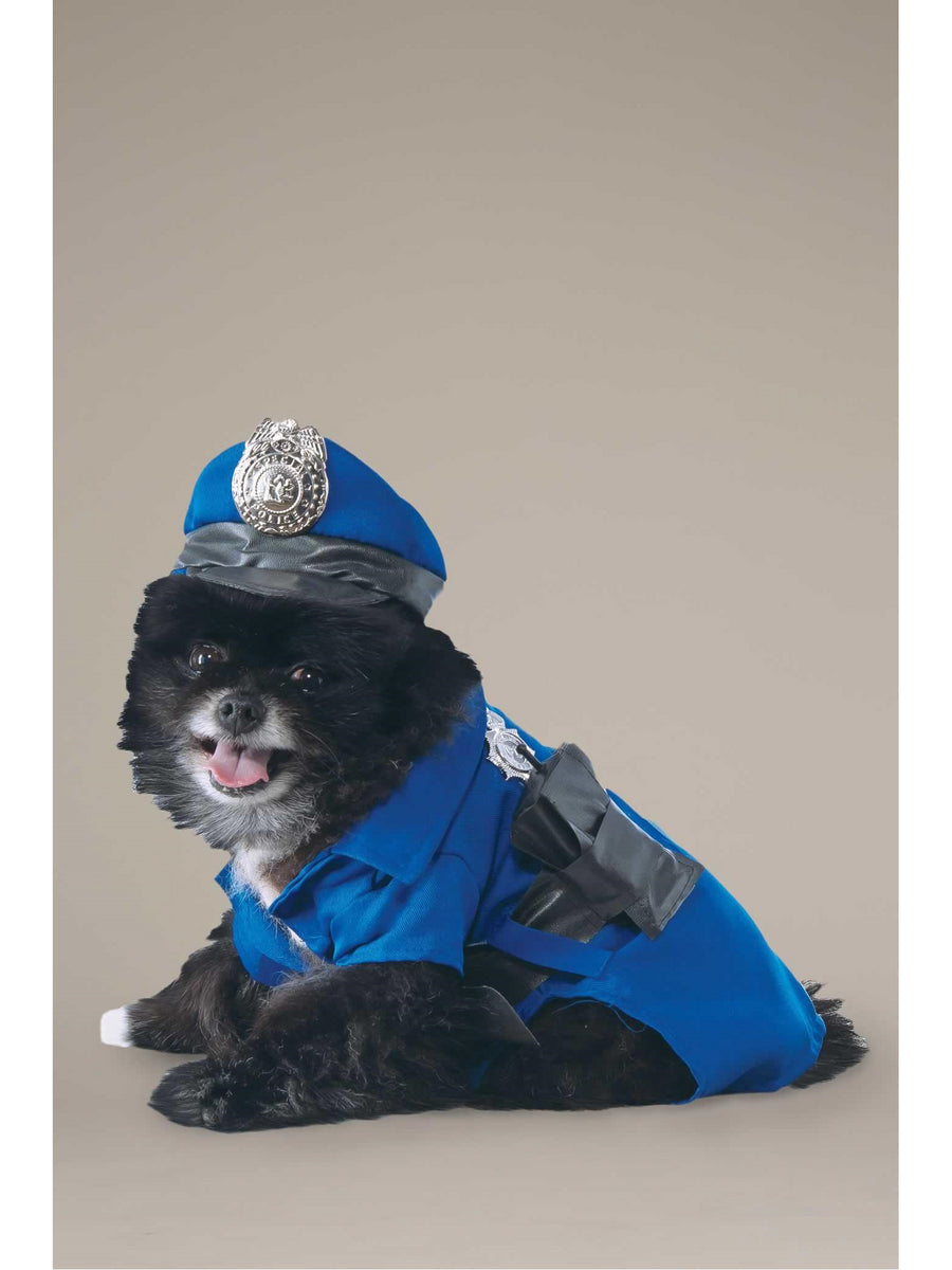 Police Costume for Dogs