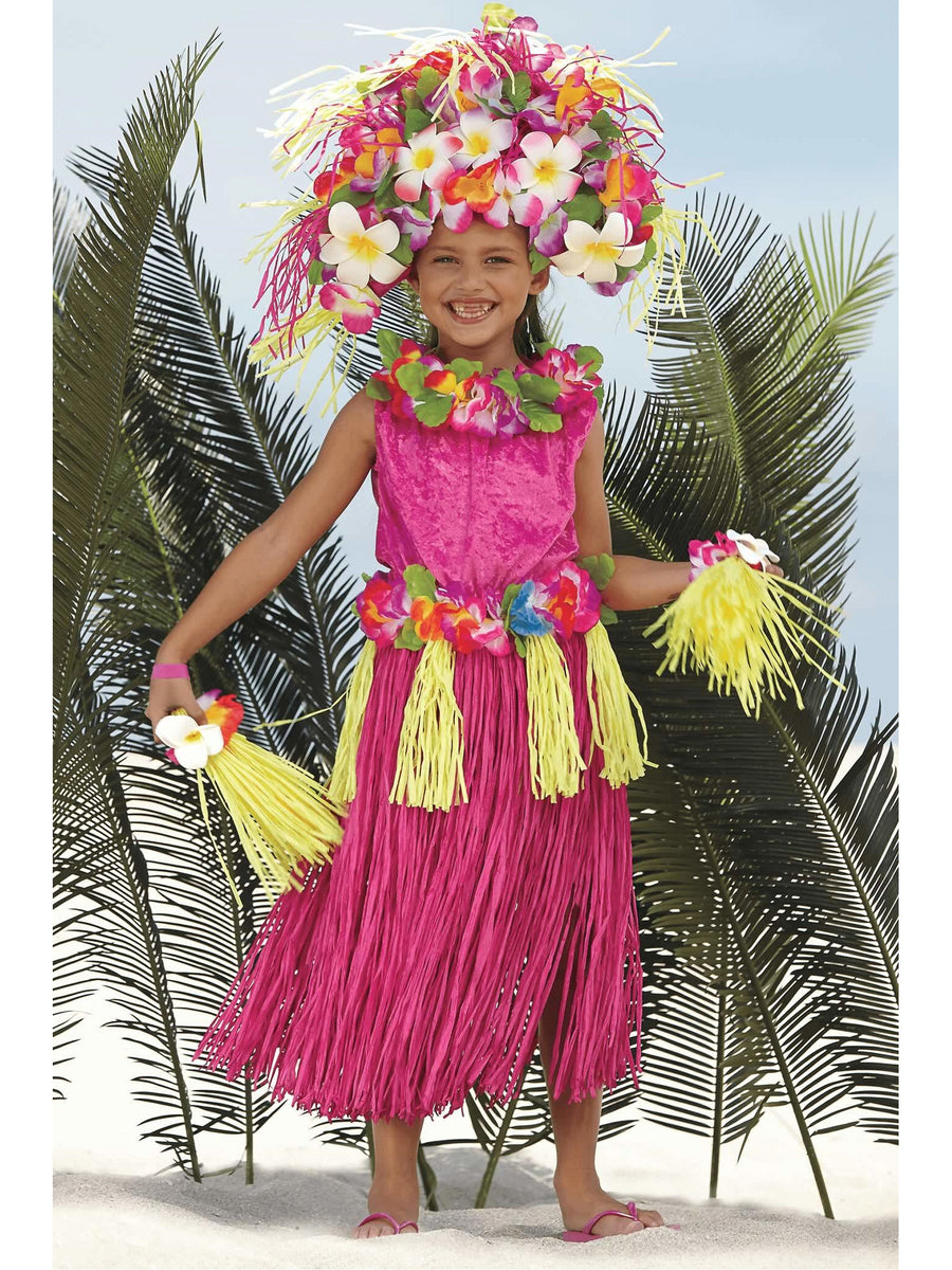 Polynesian Princess Girls Costume