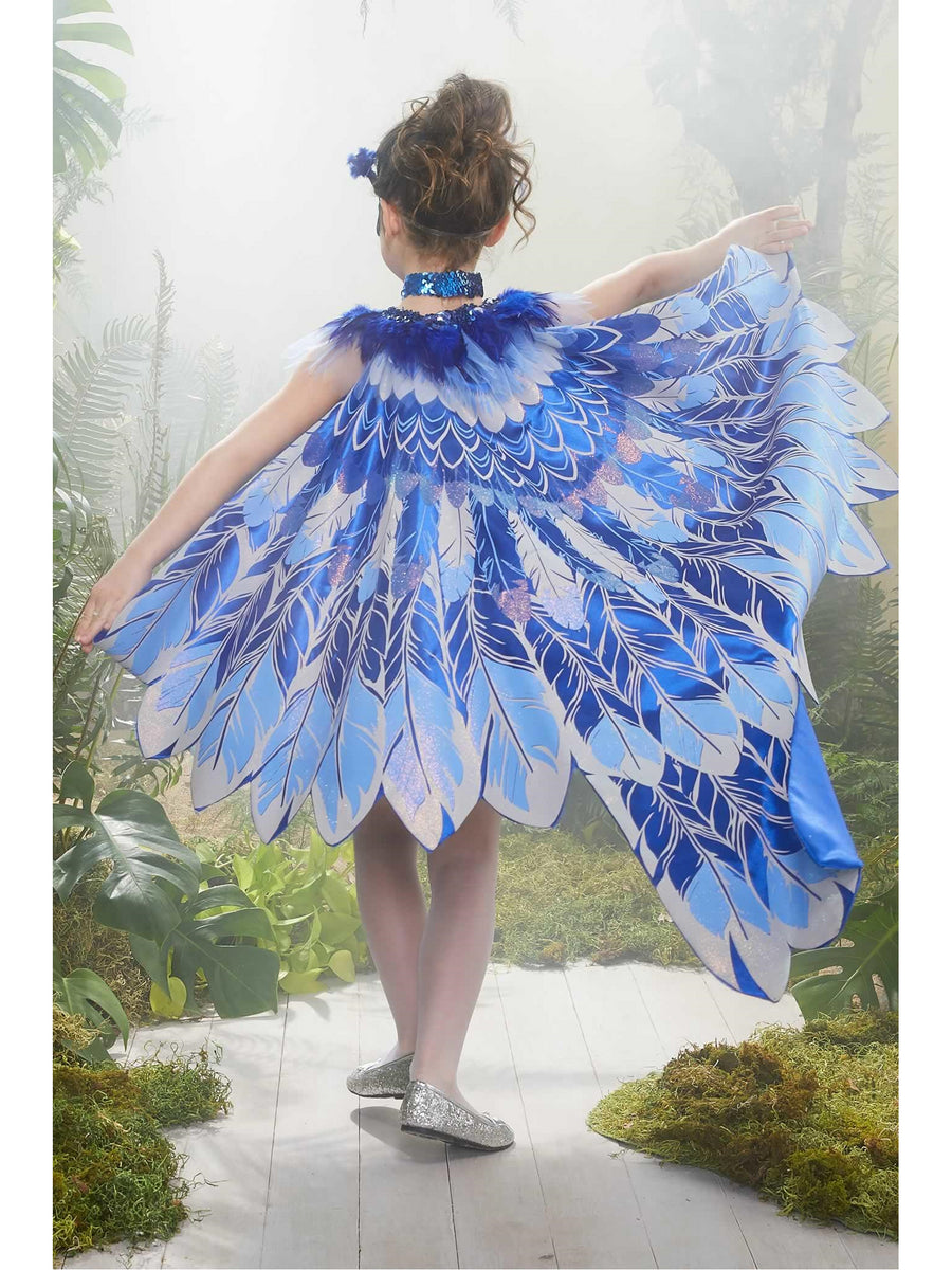 Pretty Bluebird Costume For Girls