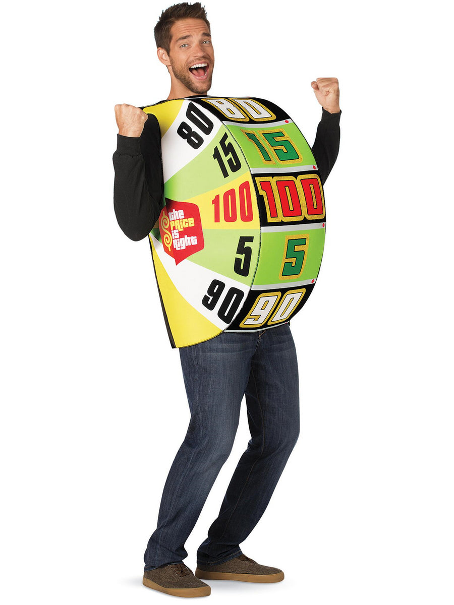 Price is Right™ Wheel Costume for Adults