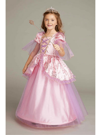 Princess Costume Play Set For Girls