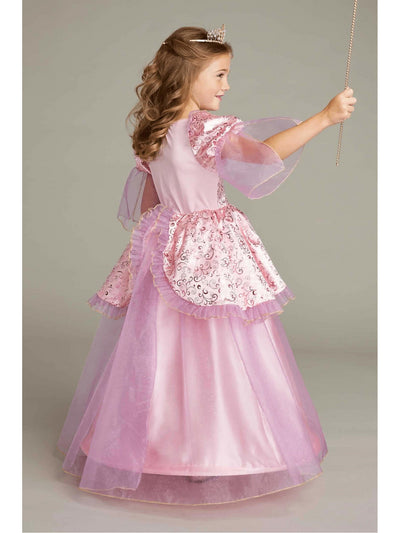 Princess Costume Play Set For Girls  pin alt1