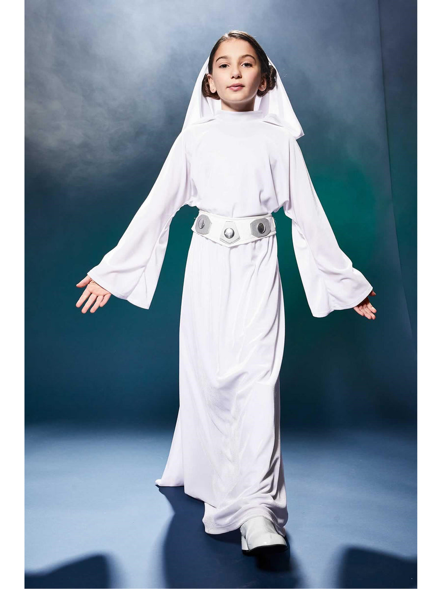 Princess Leia Costume for Girls