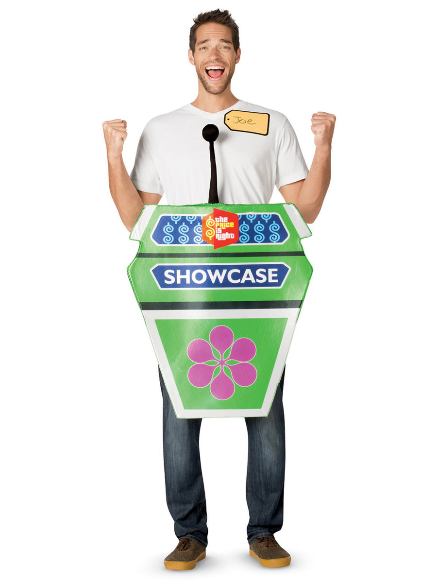 Price is Right™ Showcase Showdown Costume for Adults
