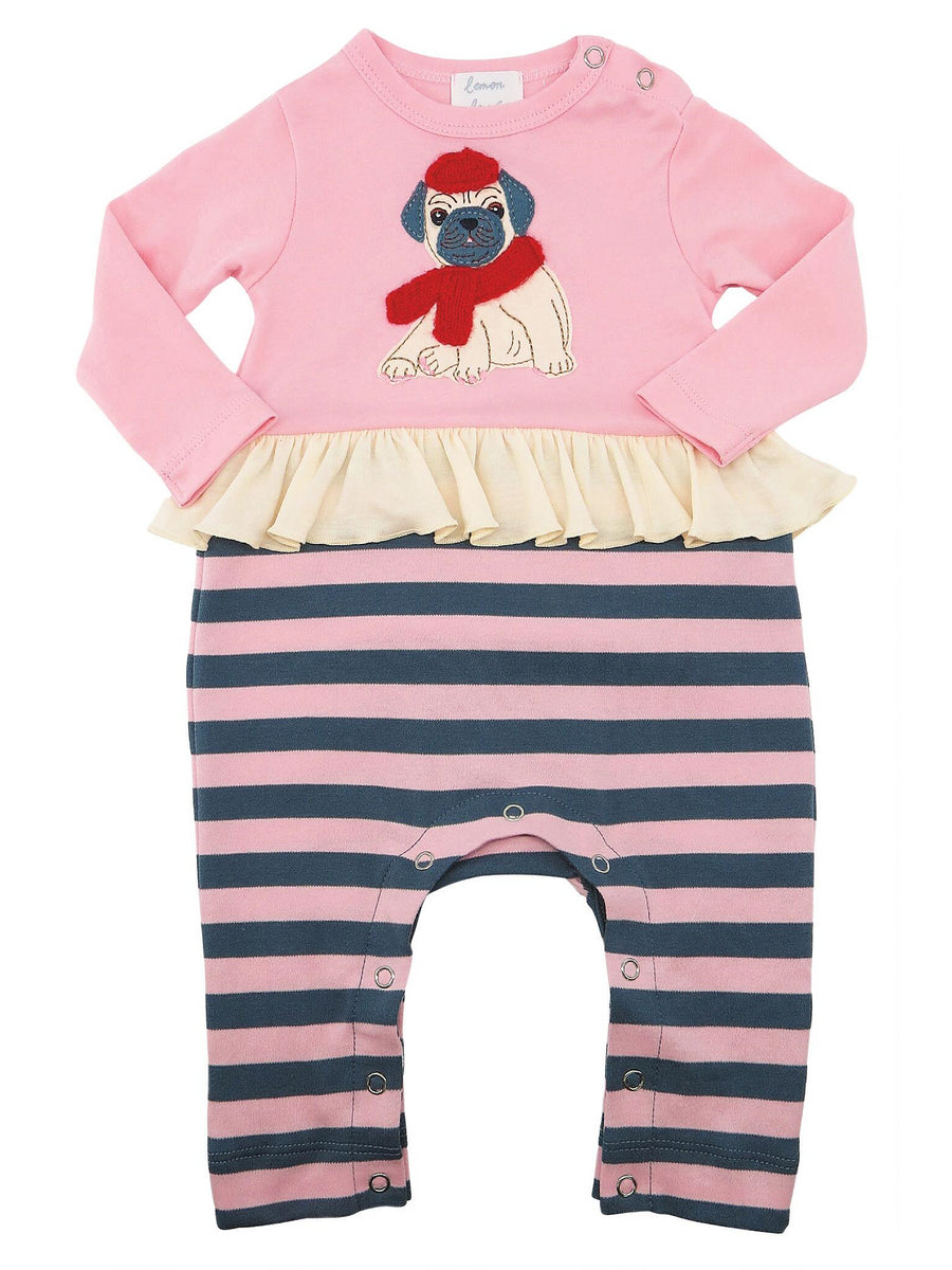 Puppy Love Romper for Baby