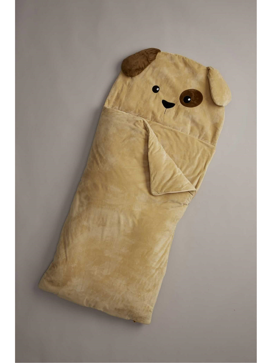Kids Puppy Sleeping Bag